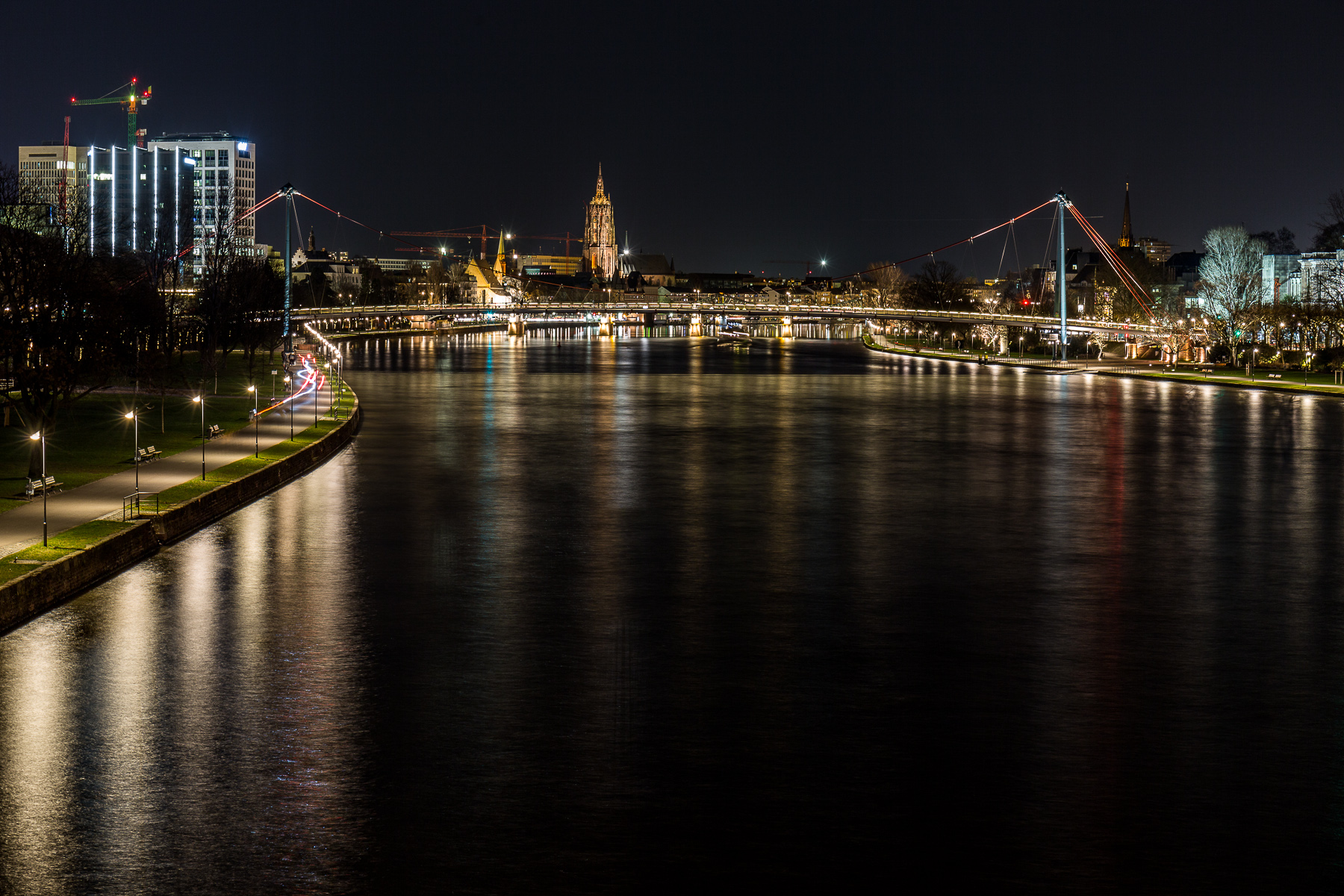 Bild: Frankfurt Skyline
